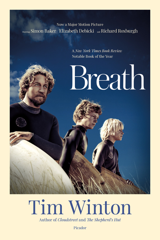 Win Breath by Tim Winton and Picador Books in our Christmas Reading Giveaway.