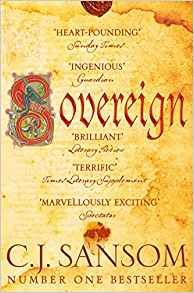 Sovereign by CJ Sansom