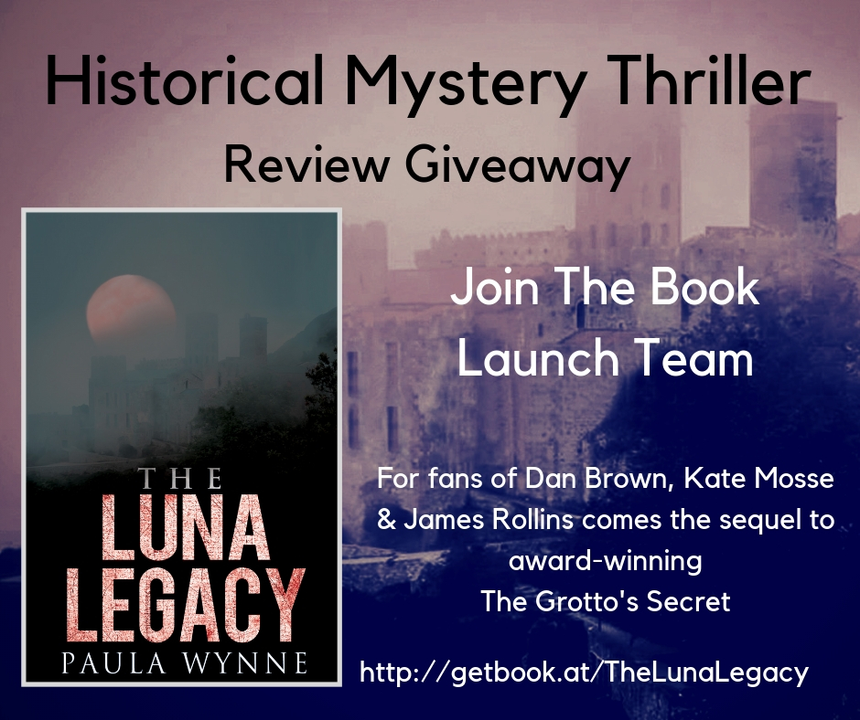 The Luna Legacy Review Giveaway