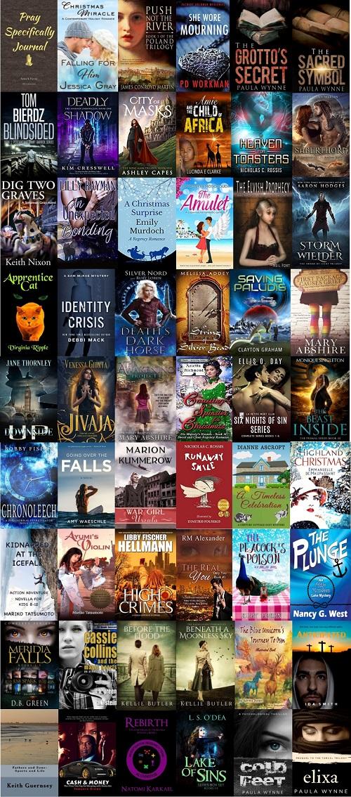 Christmas Readers Book Giveaway Hamper