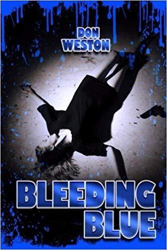 Bleeding Blue Mystery Novel Giveaway