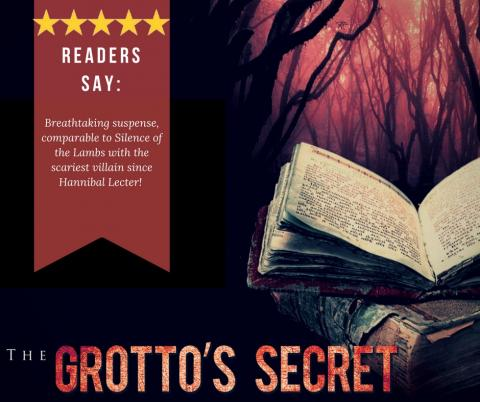 The Grotto's Secret - Comparable To Silence of the Lambs