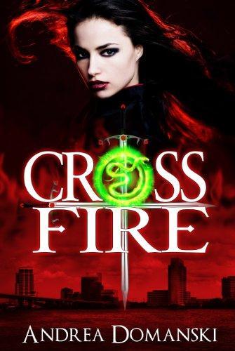 Crossfire Fantasy Novel Giveaway