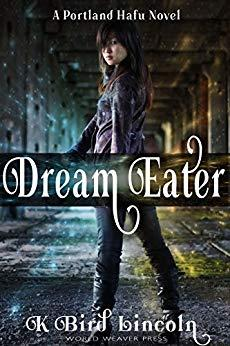 Dream Eater Urban Fantasy Book Giveaway