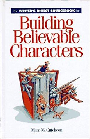 Marc McCutcheon's Building Believable Characters