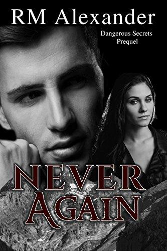 Never Again Romantic Suspense Book Giveaway