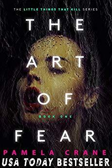 The Art of Fear Thriller Novel Giveaway