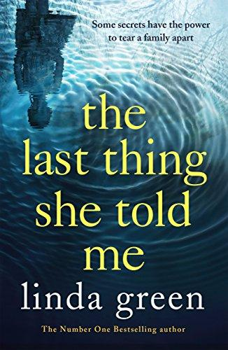 The Last Thing She Told Me Book Giveaway