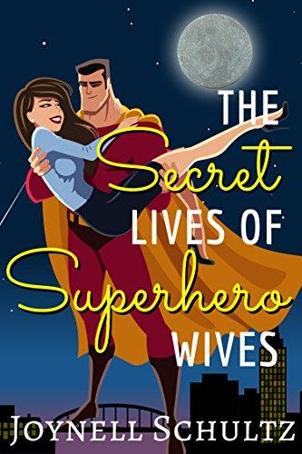 The Secret Lives of Superhero Wives Book Giveaway