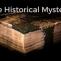 Love Historical Mystery?
